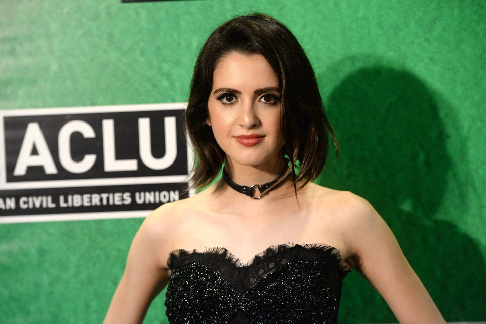 Laura Marano Signs a New Record Deal!