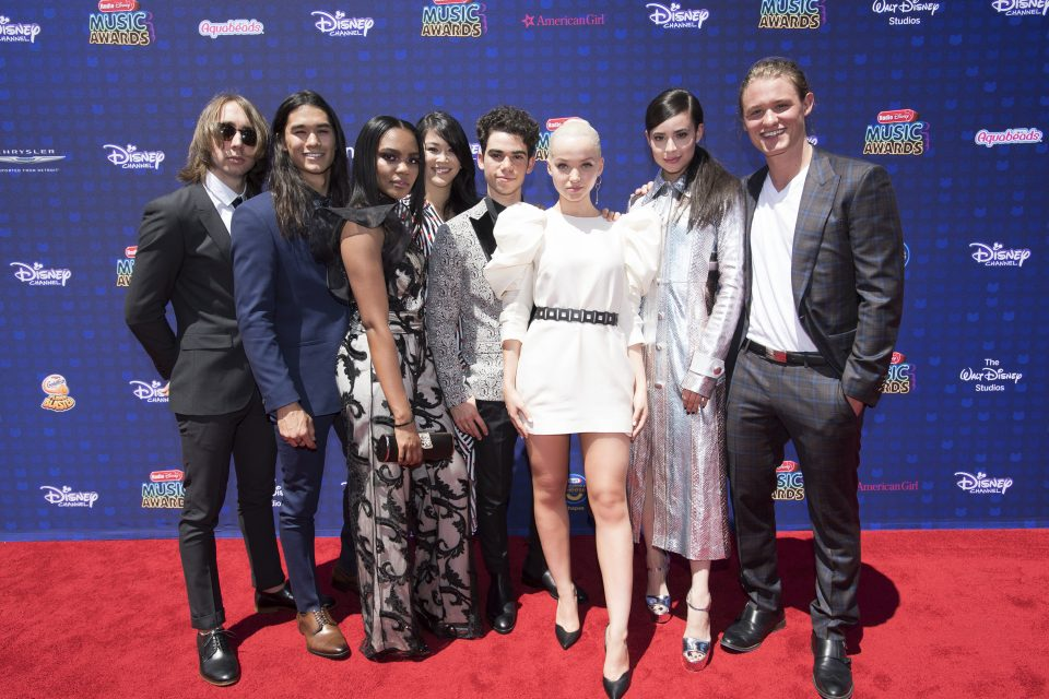 Our Favorite Looks From The Descendants 2 Premiere!