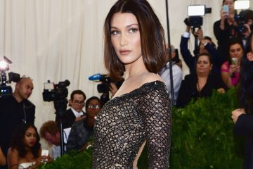Bella Hadid Gets Flirty With a New Guy!