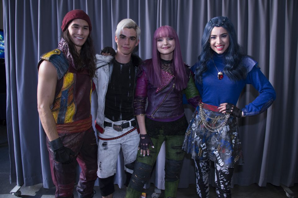 Which 'Descendants' Actor Would You Want To See On 'Dancing With the Stars?'