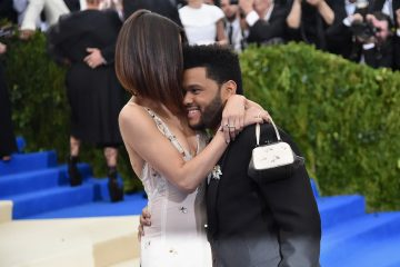 Selena Gomez and The Weeknd Had a Date at the Happiest Place On Earth!