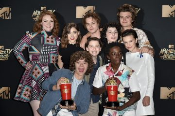WATCH: First Look At 'Stranger Things' Season 3