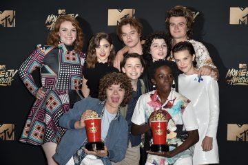 WATCH: First Look At 'Stranger Things' Season 3