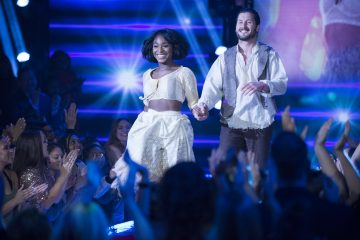 Normani Kordei Gives 'DWTS' Partner Val a Heart-Melting Shout-Out