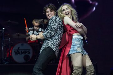 Quiz: Finish the Lyric – 'Hands' by Sabrina Carpenter, The Vamps & Mike Perry