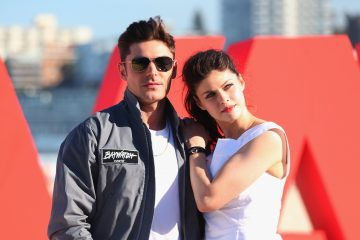 Alexandra Daddario Gushes About Kissing Zac Efron