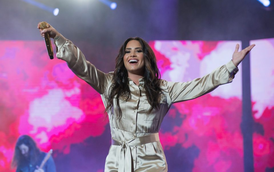 Quiz: Finish the Lyric – 'Sorry Not Sorry' by Demi Lovato
