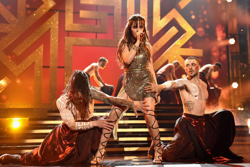 Camila Cabello Gives Fans an Inside Look at Her Recent Tour