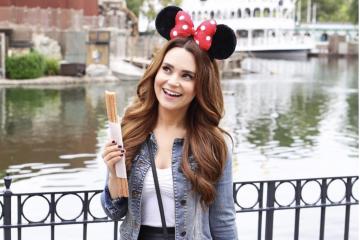 Rosanna Pansino Reveals Her Favorite Disneyland Treats