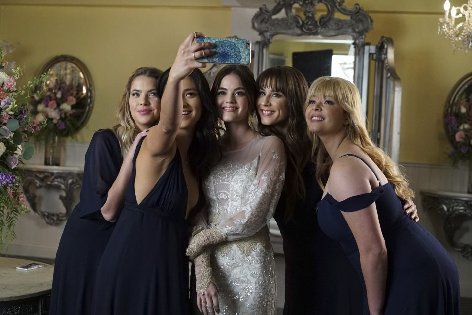 Will the 'Pretty Little Liars' Cast Support Sasha Pieterse On 'Dancing With the Stars?'