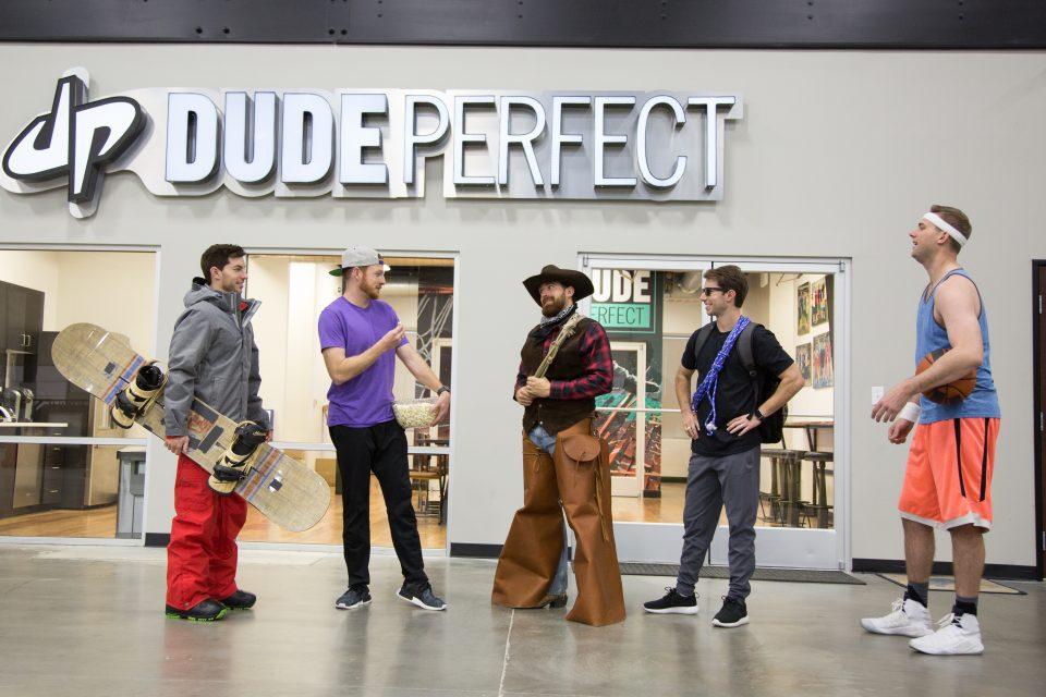 'The Dude Perfect Show' Season 2: Check Out an Exclusive Clip