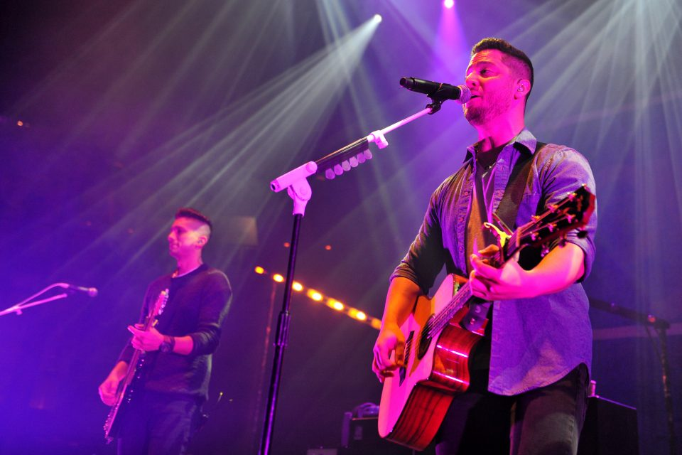 Boyce Avenue Throws It Back With a Cover of 'The Climb!'