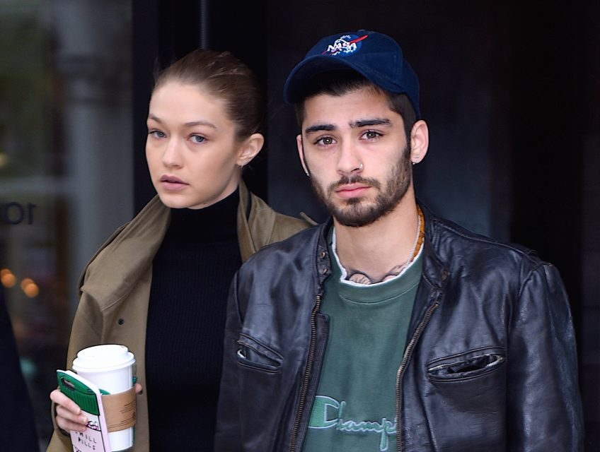 Zayn Malik Says He And Gigi Are A 'Normal Couple' Despite Fame