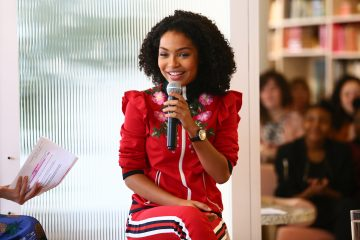 'Grown-ish' Stars Yara Shahidi and Trevor Jackson Have a 'Real Chat'