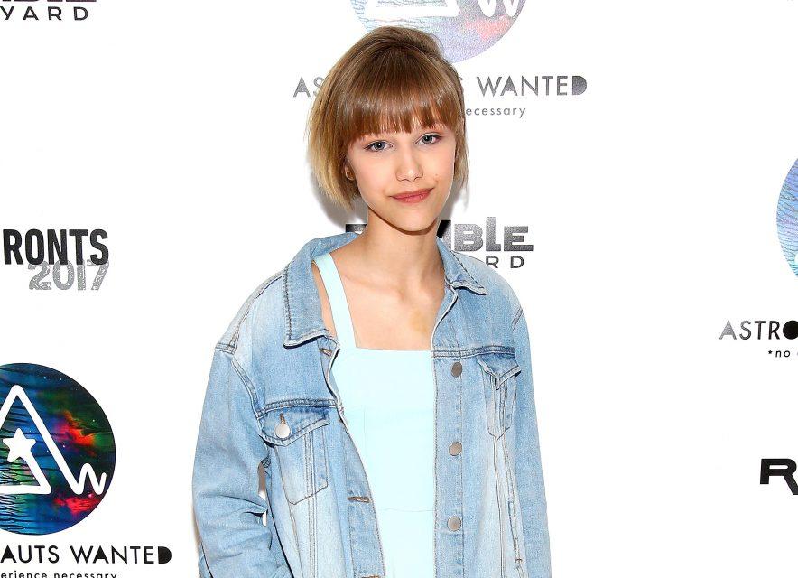 Grace VanderWaal Releases 'Sick Of Being Told'