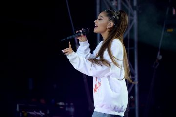 Ariana Grande Dishes on the Inspiration Behind Upcoming Album 'Sweetener'
