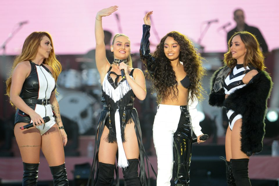 Little Mix Announces Upcoming Documentary to Premiere Next Month