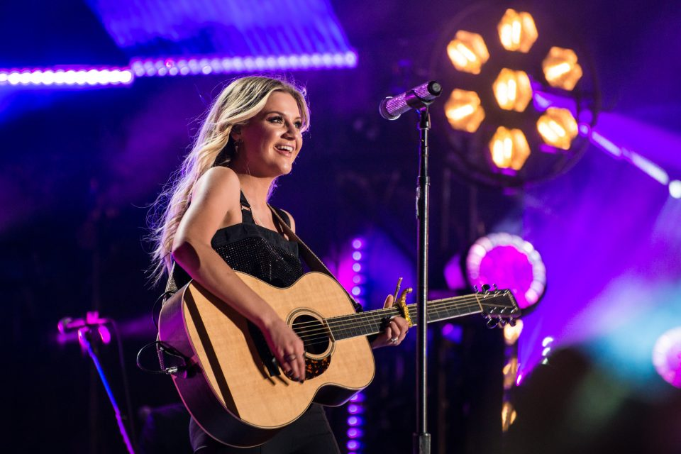 Kelsea Ballerini Debuts a New Love Song!