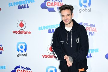 Liam Payne Shares a New Photo of Baby Bear!