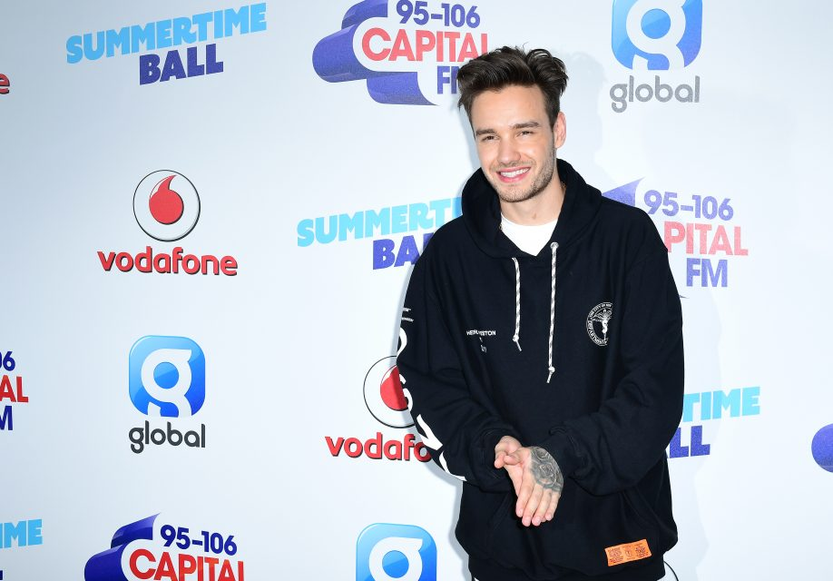 Liam Payne Releases Acoustic Version of 'Strip That Down'