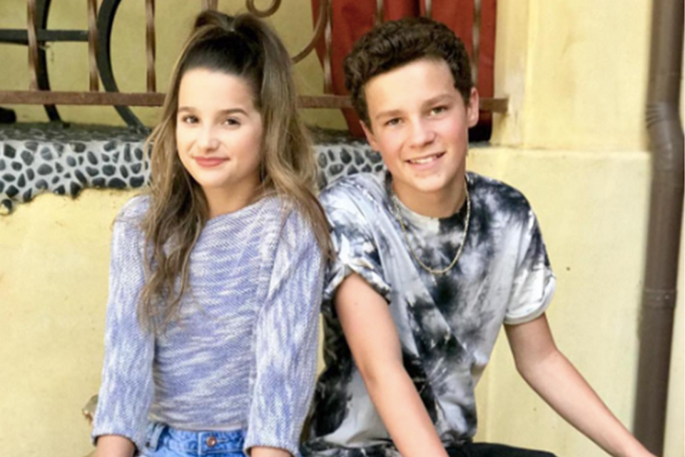 Hayden Summerall and Annie LeBlanc Cover 'Little Do You Know'