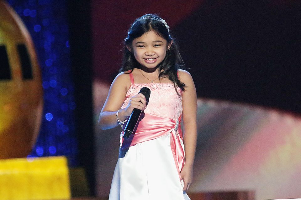 Angelica Hale Sings 'Without You' On 'America's Got Talent!'