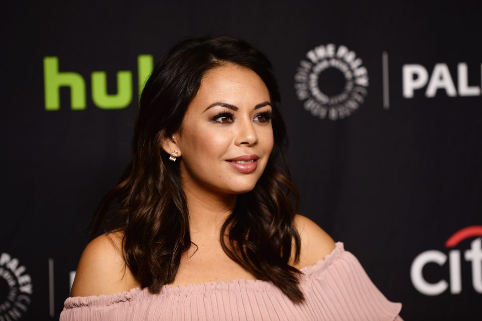 Janel Parrish Dishes on How Mona's Character Has Changed From 'Pretty Little Liars' to 'The Perfectionists'
