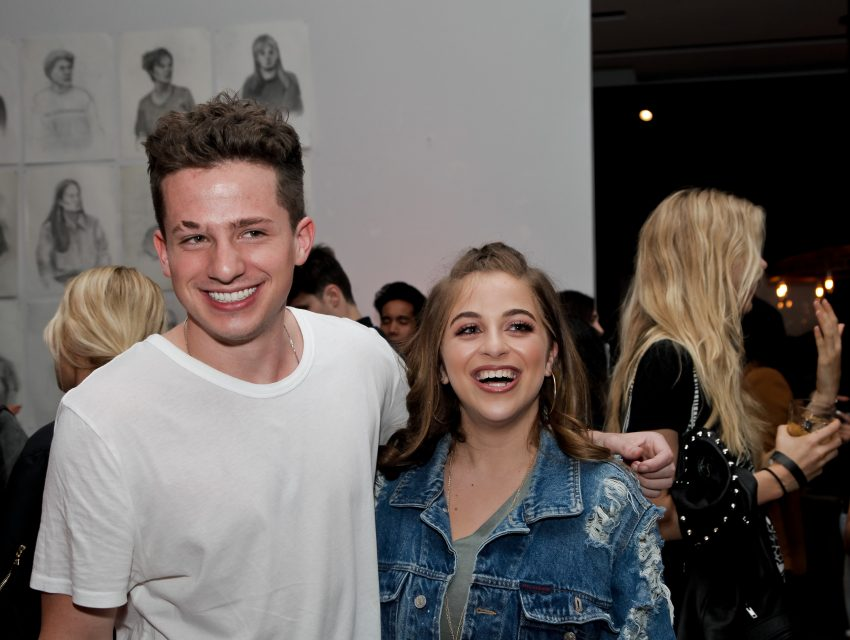 Charlie Puth and Baby Ariel Team Up For This Epic Musical.ly