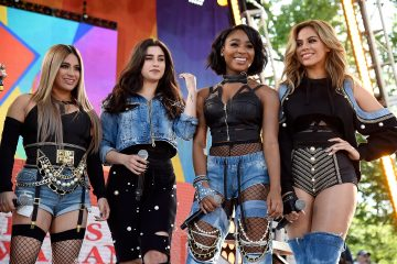 Fifth Harmony Reacts to Their VMA Nomination