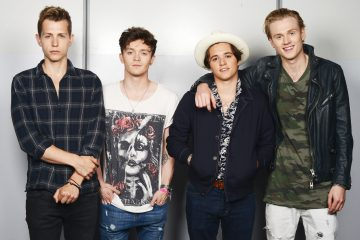 The Vamps Announce 2018 USA Tour