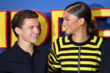 Marvel Teases an On-Screen Zendaya and Tom Holland Romance