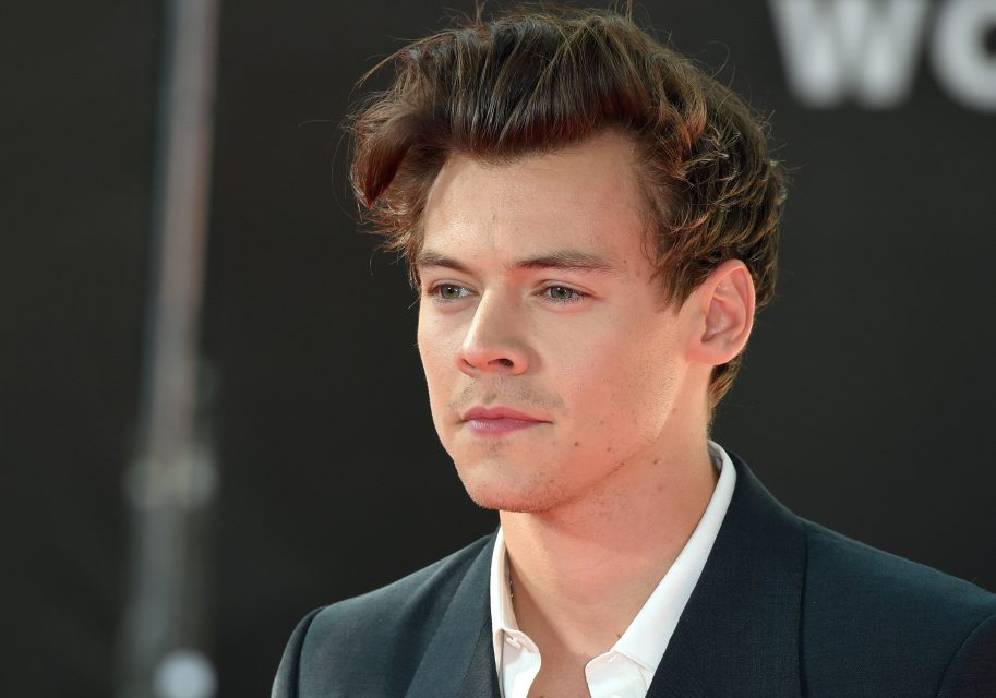 Harry Styles To Star In New Gucci Ad Campaign