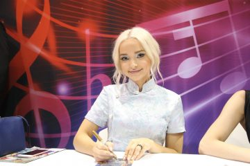 Dove Cameron Begins Rehearsals For 'Mamma Mia!'