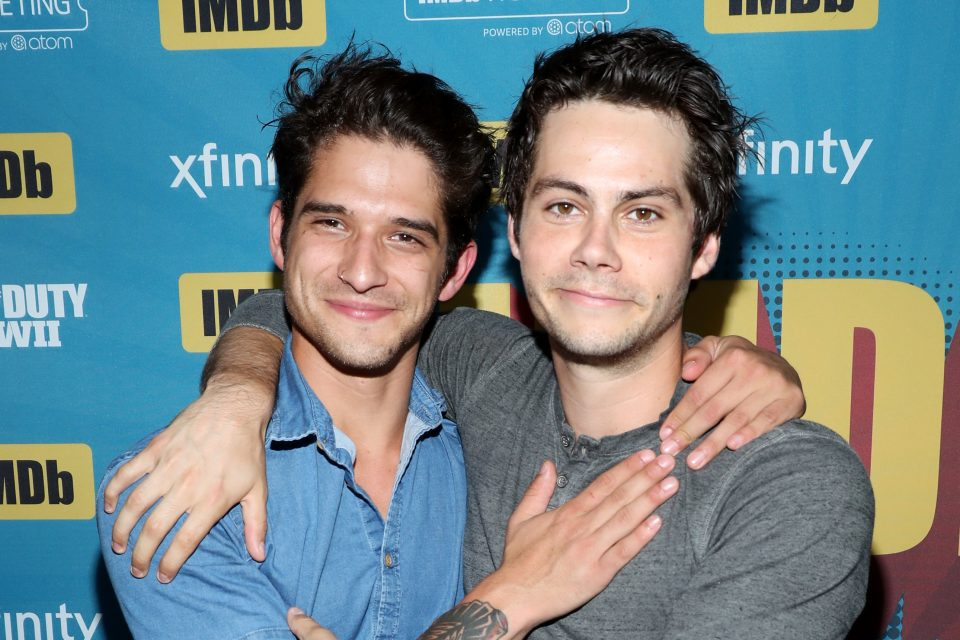 Teen Wolf Actor Tyler Posey Misses Co-Star Dylan O'Brien