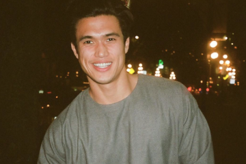 Charles Melton Spills on Reggie and Veronica's Growing 'Riverdale' Relationship