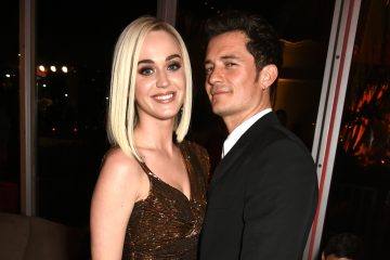 Katy Perry and Orlando Bloom Reunited At an Ed Sheeran Concert!