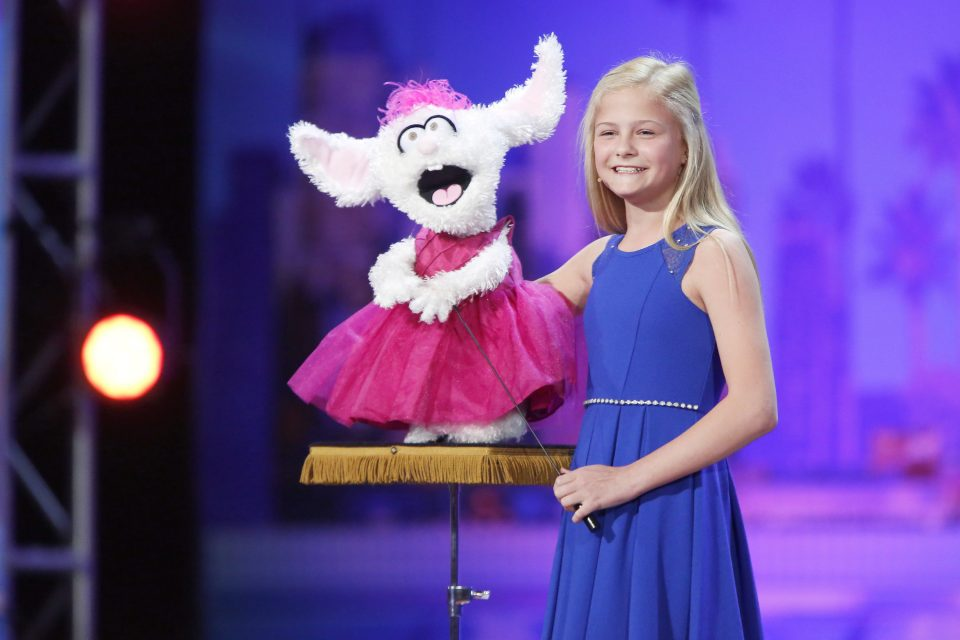 'America's Got Talent' Winner Darci Lynne to Star in Her Own Holiday Special