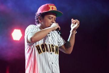 The Inspiration Behind Bruno Mars' Music Video Starring Zendaya