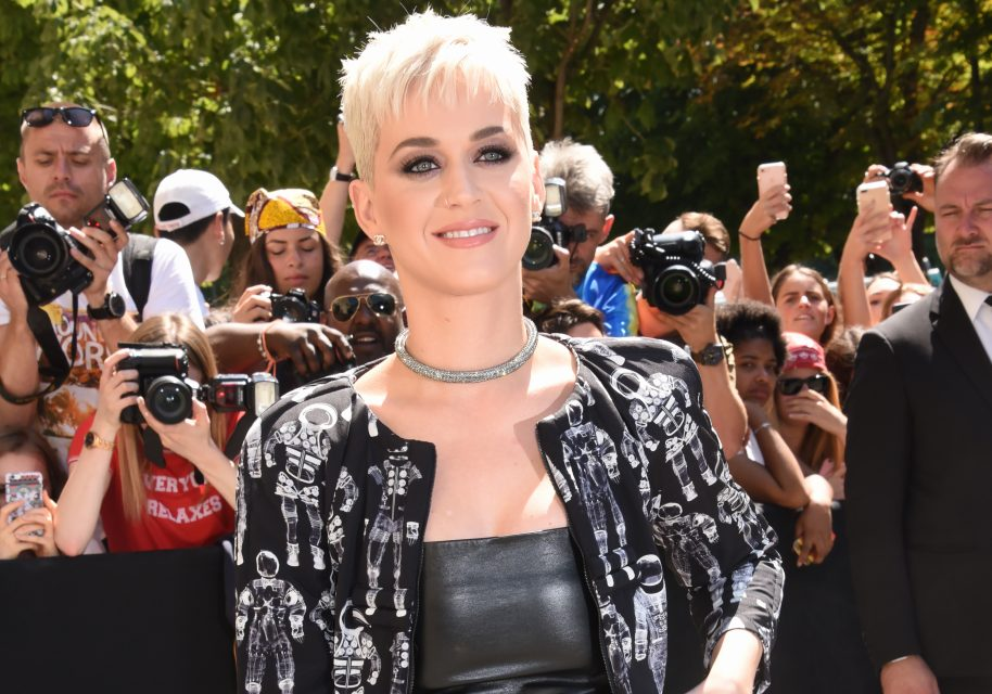 Catch This Sneak Peek at Katy Perry's 'Swish Swish' Music Video