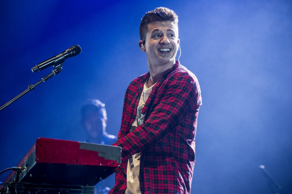 Charlie Puth Drops 'Done For Me' Remix With James Hype