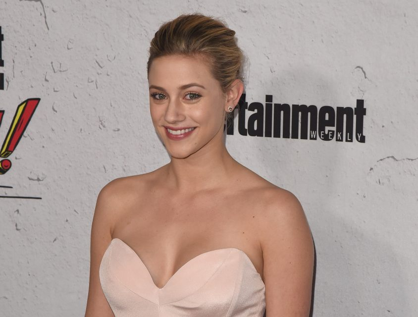 Lili Reinhart's Best Red Carpet Looks