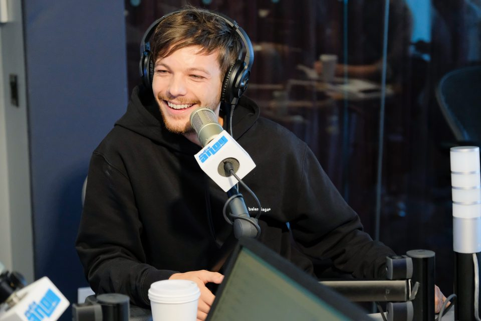 Louis Tomlinson Says He Wants to Pursue an Acting Career