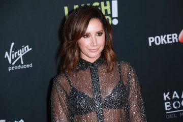 Ashley Tisdale Teams Up With Patrick Starrr for the Ultimate Fall Beauty Tutorial