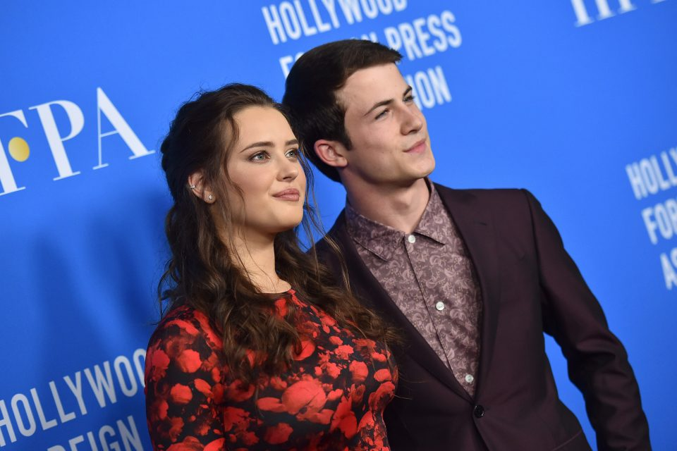 Katherine Langford and Dylan Minnette Don't Care About Winning Awards
