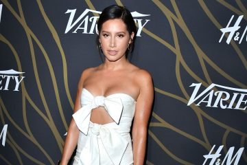 Ashley Tisdale Shares Her At Home Workout Routine