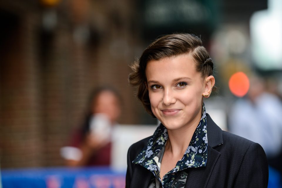 This Singer Inspired Millie Bobby Brown On 'Stranger Things'