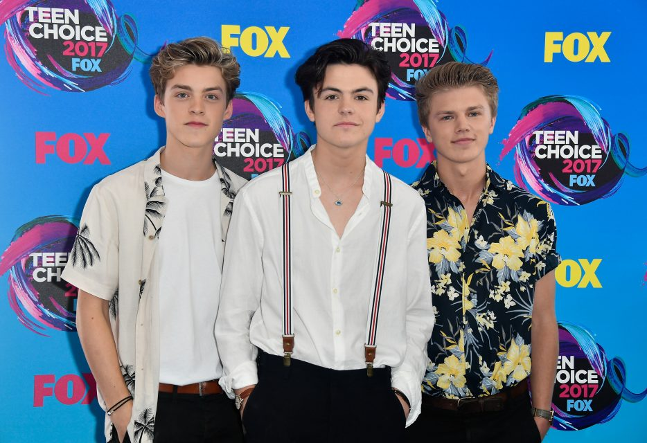 New Hope Club Records 'Good Day' For Upcoming Animated Movie 'Early Man'