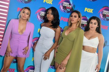 Fifth Harmony Opens Up About Body Confidence