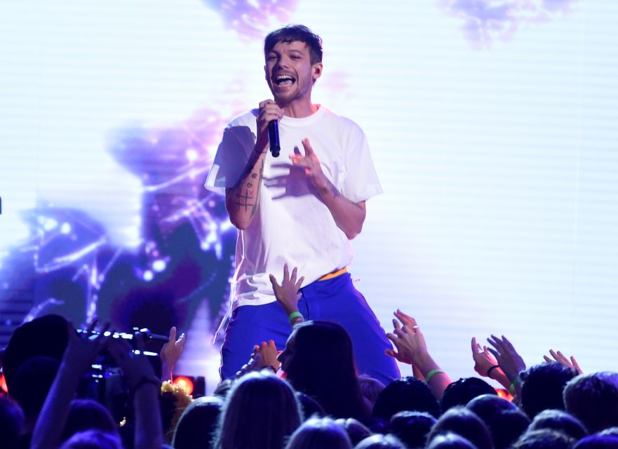 Louis Tomlinson Dishes on New Single 'Just Like You'