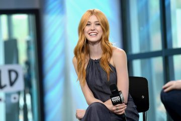 Listen to Katherine McNamara's New Single, 'Ember!'
